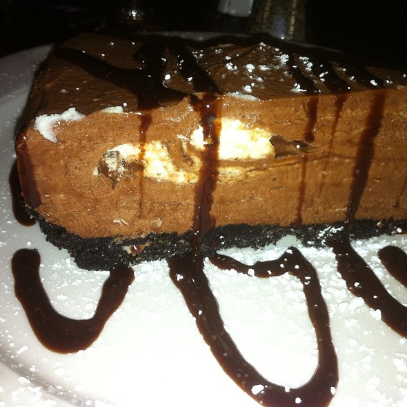 Chocolate Mousse Cake @ Spasso Italian Grill