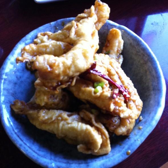 Fish (Saba) @ So