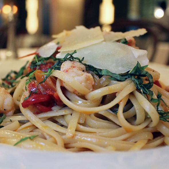 Linguini Piperade - Millesime, New York, NY