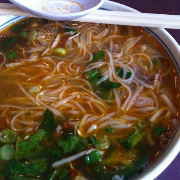Pho Special - Beef (P9)