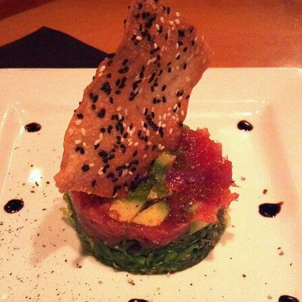 #1 Ahi Tuna Tartar - Midtown Cafe, Nashville, TN