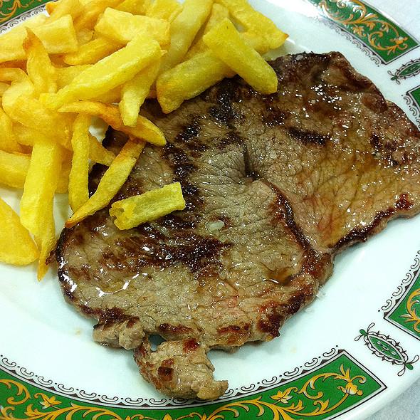 Beef Steak @ La Marea