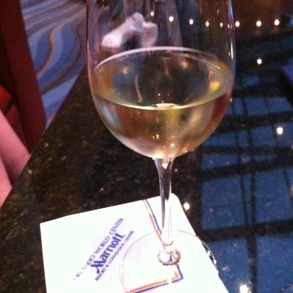 Franciscan Chardonnay - Siro Urban Italian at Marriott World Center, Orlando, FL