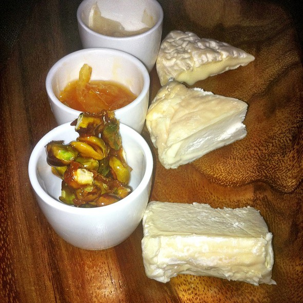 Cheese Plate - A Voce Madison, New York, NY