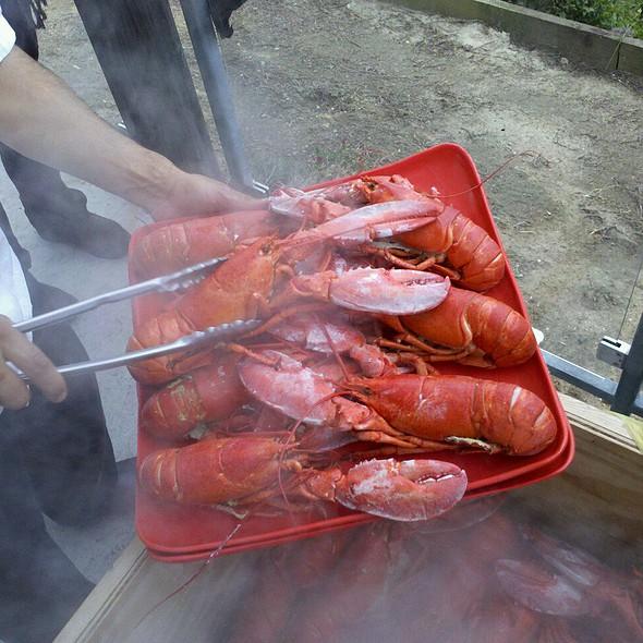 Whole Maine Lobster @ Sam's Chowder House