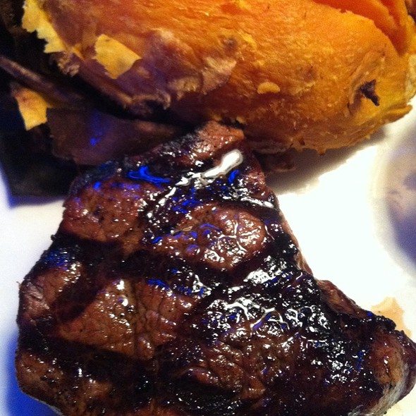 Filet Mignon @ Texas Roadhouse