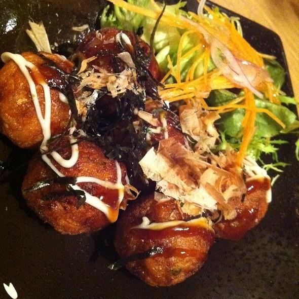 Takoyaki @ Han Sot Bab Korean Restaurant