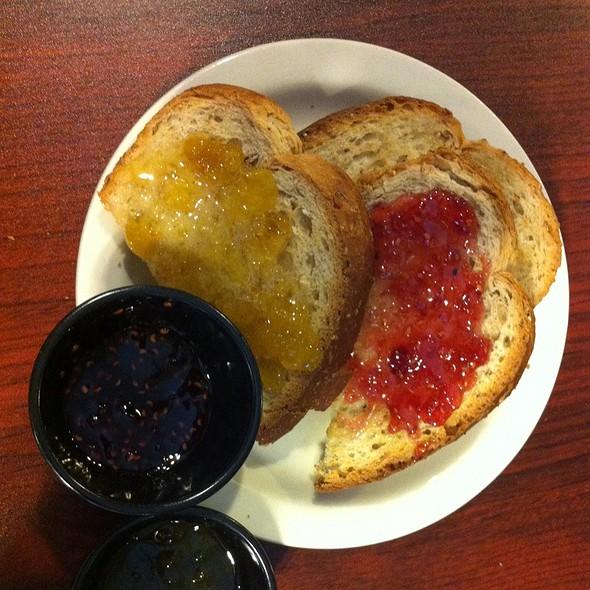 Toast & Housemade Jams @ Fig Tree Cafe LLC