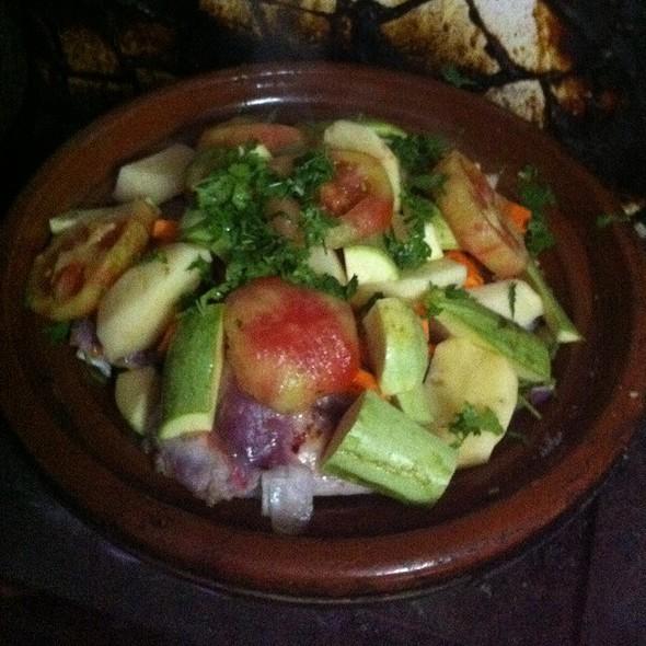 Lamb Tajine @ Cafe Berbere
