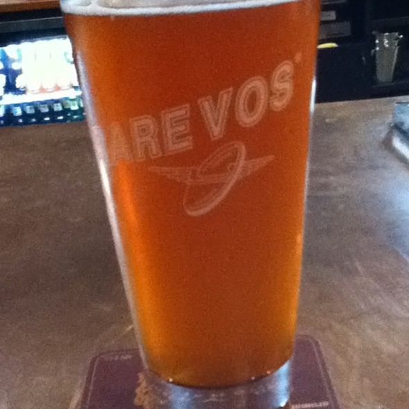 Ommegang Rare Vos @ Brewery Ommegang