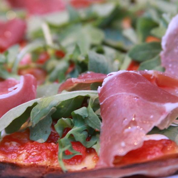 Prosciutto Pizza @ Revel