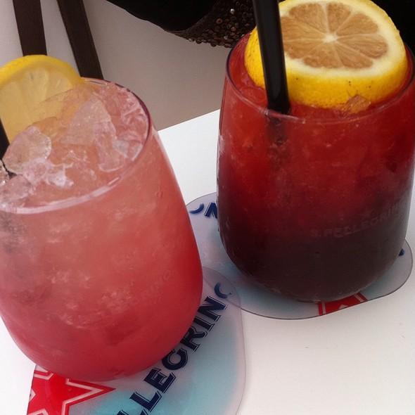San Pellegrino Cocktails