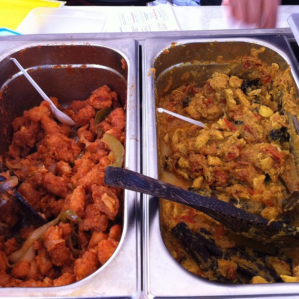 Singapore Sweet&Sour And Indian Curry @ Taste Of Amsterdam 22-25 Sept 2011