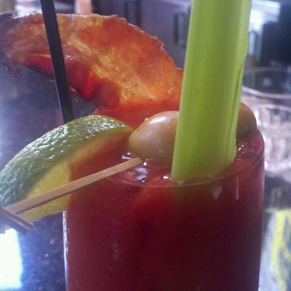 Bloody Mary @ Atwood