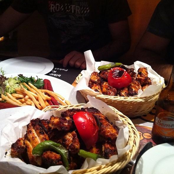 Kanat (chicken Wing) @ bibucuk