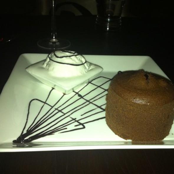 Chocolate Volcano @ Shiro