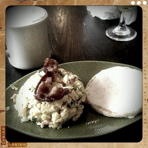 Colombian Breakfast @ Cafecito Bogota