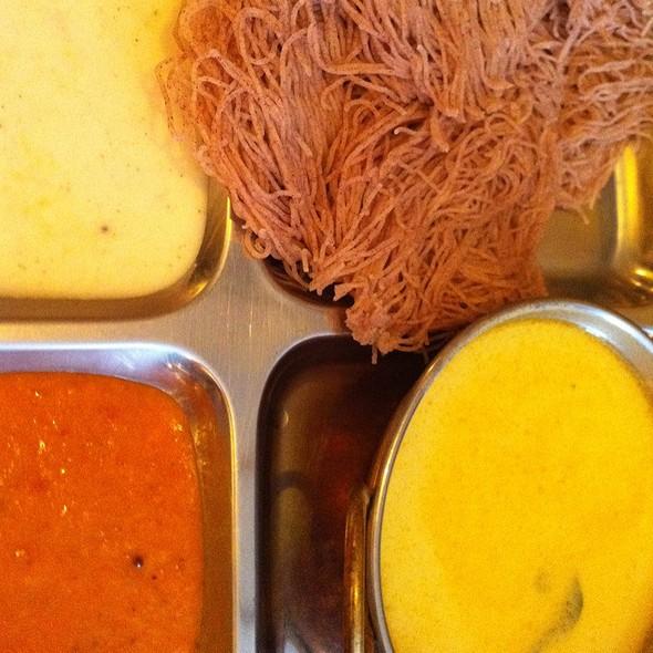Idiyappam @ Dosa Garden Indo Lankan Restaurant