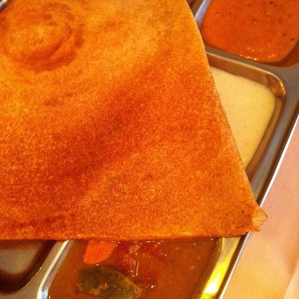 Mysore Masala Dosa @ Dosa Garden Indo Lankan Restaurant