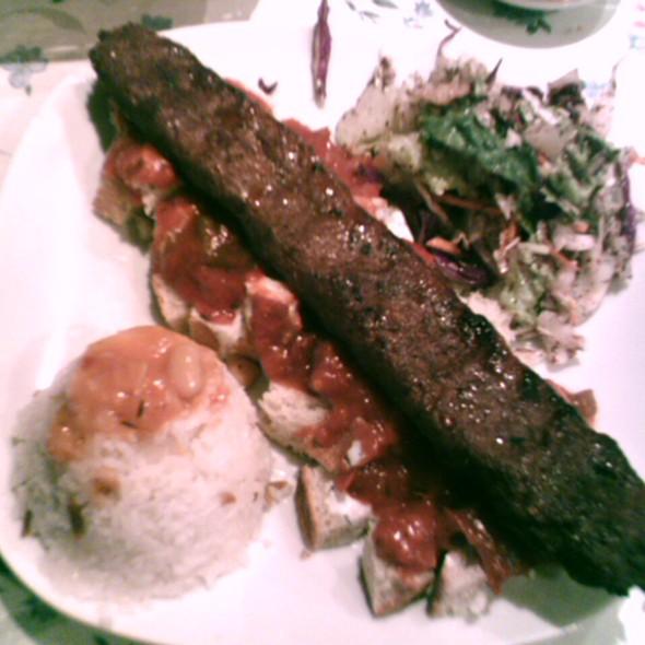 Adana Kebab @ Anatolia