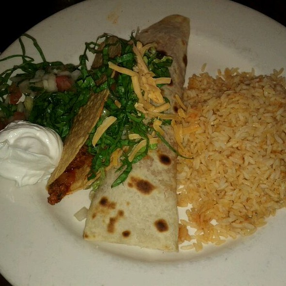 Chorizo Tacos @ Jalapenos Mexican Grille
