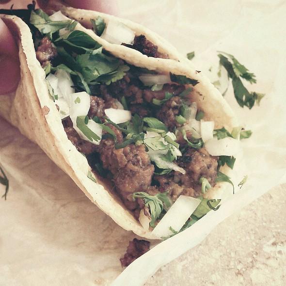 Vegan Taco @ La Cocina Logan Square