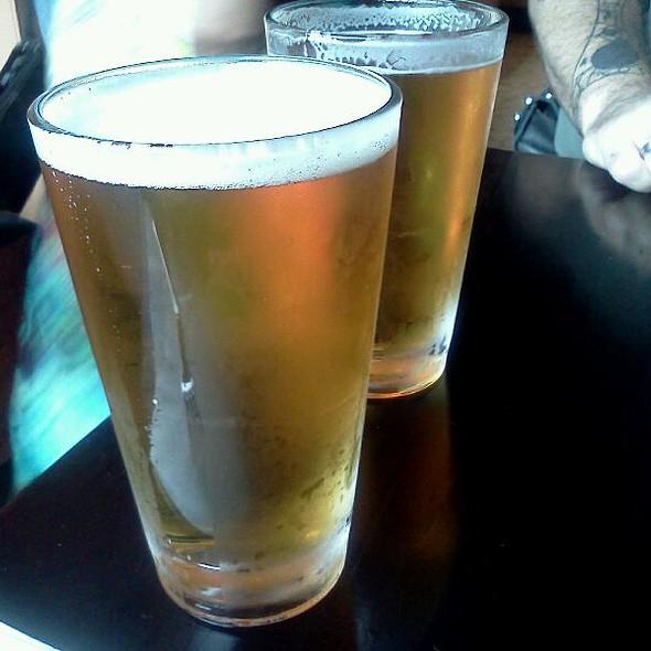 Leffe Blonde Abbey Ale - Fondue Cowboy, San Francisco, CA