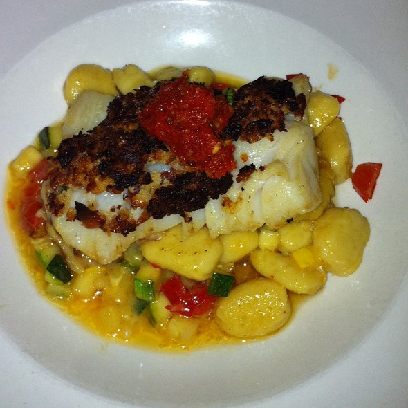 Proscuitto Crusted Cod - McCormick & Schmick's Seafood - Cincinnati, Cincinnati, OH