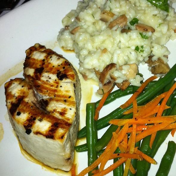 Steakhouse Cut Swordfish - McCormick & Schmick's Seafood - Cincinnati, Cincinnati, OH
