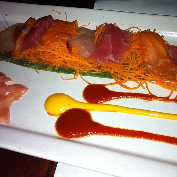 Sashimi - McCormick & Schmick's Seafood - Cincinnati, Cincinnati, OH
