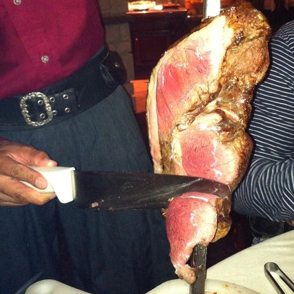 Full Top Sirloin Steak - Boi Na Braza - Cincinnati, Cincinnati, OH