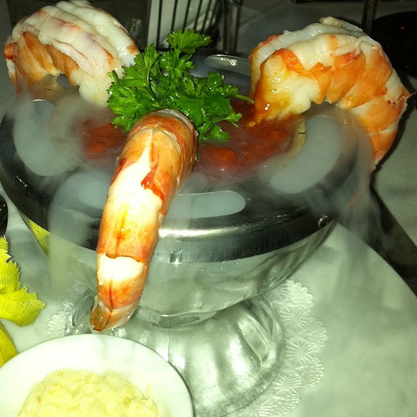 Shrimp Cocktail - Mastro's Steakhouse - Scottsdale, Scottsdale, AZ