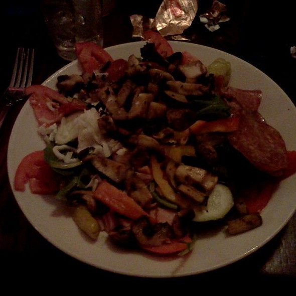 Antipasto @ Sparky's 24 Hour Diner