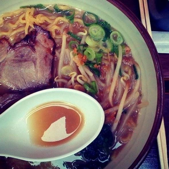 Shoyo Ramen @ Restaurant Takumi