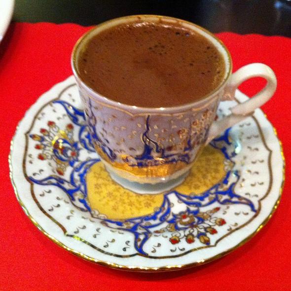 Turkish Coffee @ Istanbul'lu