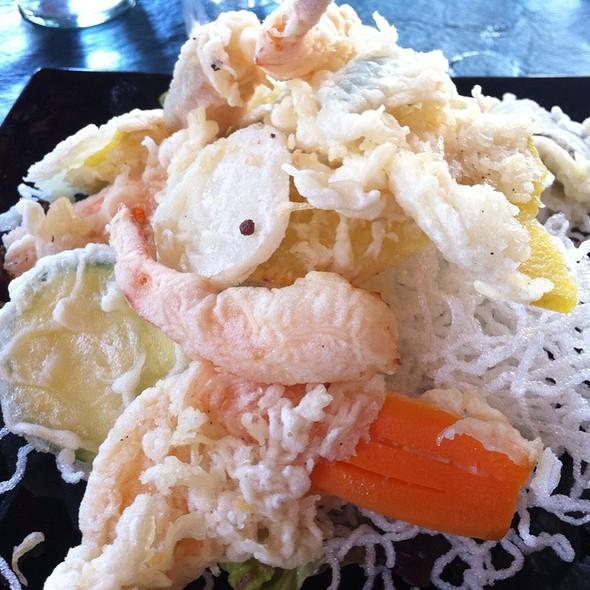 Matsutake Tempura @ Restaurant Sushi Bar Jardin Japones