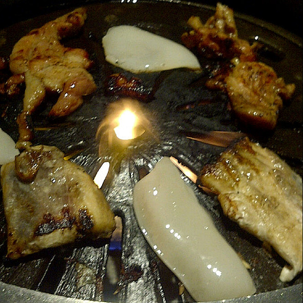 All you can eat korean bbq @ Korean Grill House