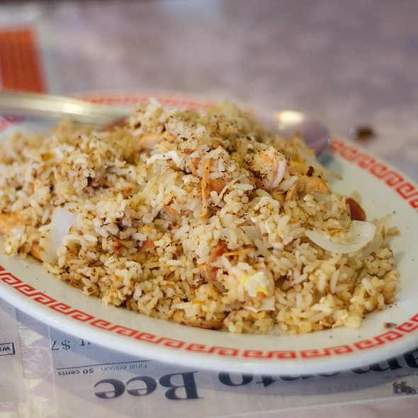Vietnamese Fried Rice @ Bo Bo Cafe