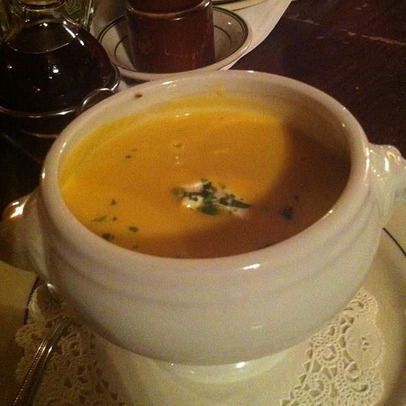 Butternut Squash Soup @ Bistro D'oc