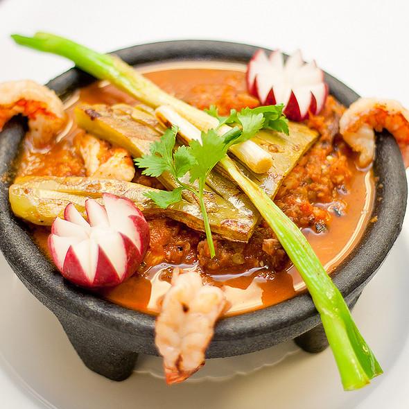 Seafood Molcajete @ Casa Del Mar