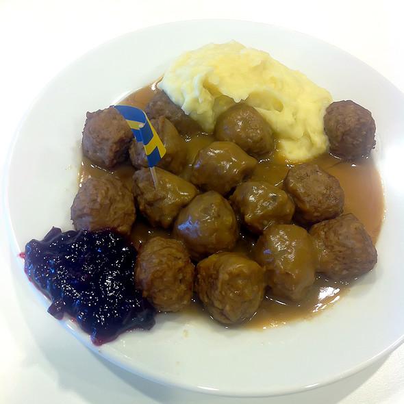 Meatballs @ Ikea