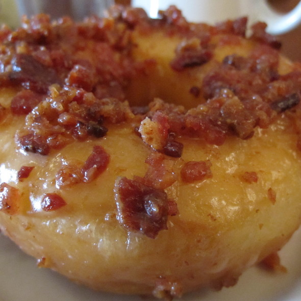 Bacon Donut @ Nickel Diner