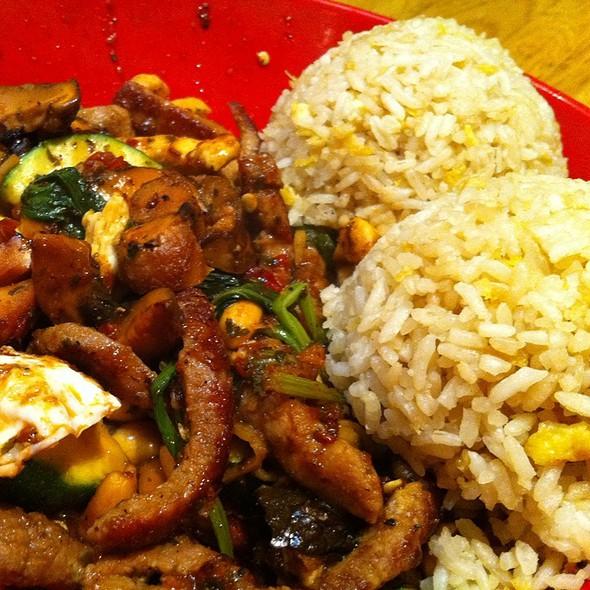 Custom Rice Bowl @ Shogi