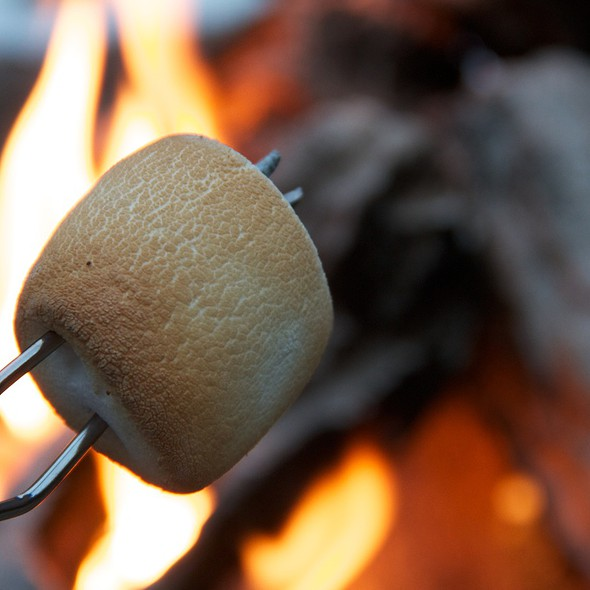 Roasted Marshmellow @ Home