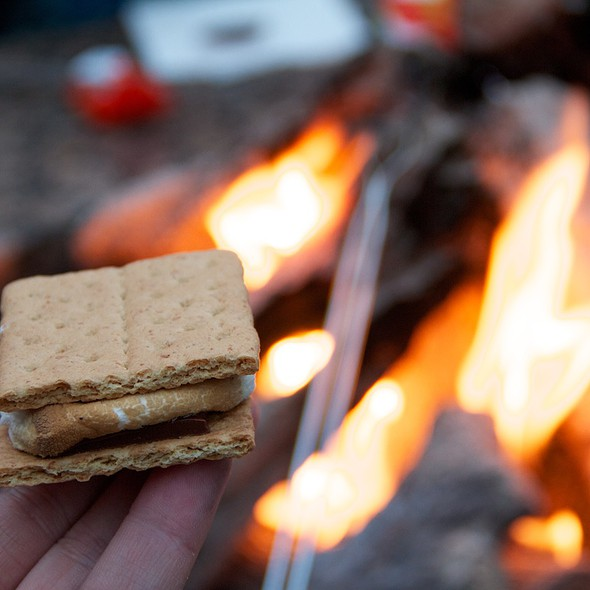 s'more @ Home