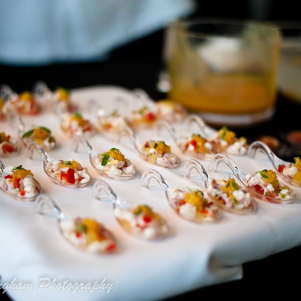 Jumbo Prawn Ceviche @ Lounge On 20