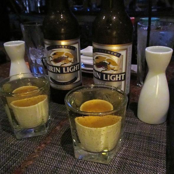 Sake Bomb @ Kona Grill