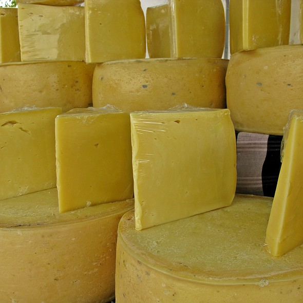 Aged Chedar Cheese