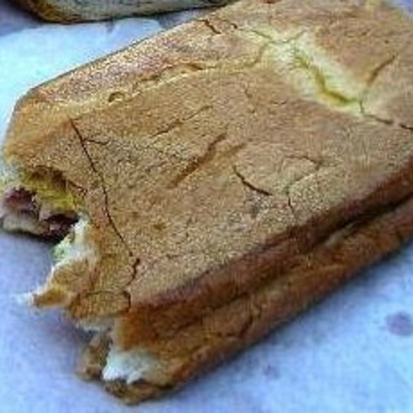 Cuban Sandwich @ Airport Variety Store Inc
