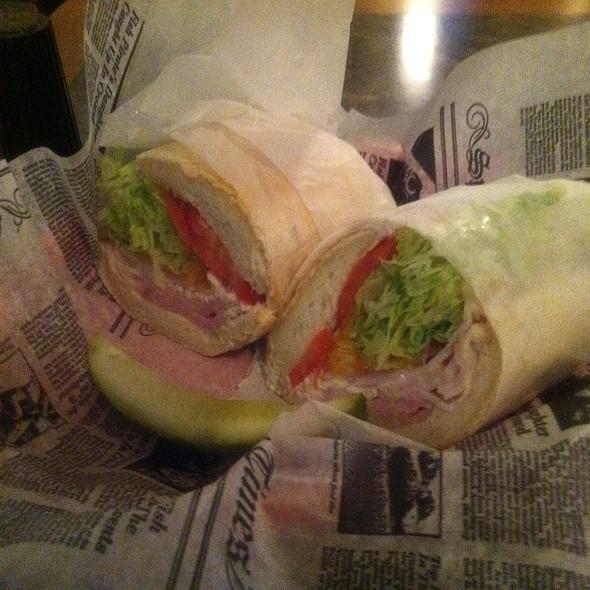 Ultimate Toasted Turkey Club @ Metro Deli Chicago Union Station